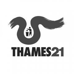 Thames21 Logo (bw)